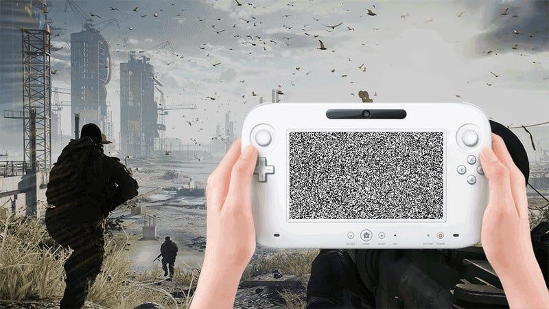 EA Has No Games in Development For Nintendo's Wii U