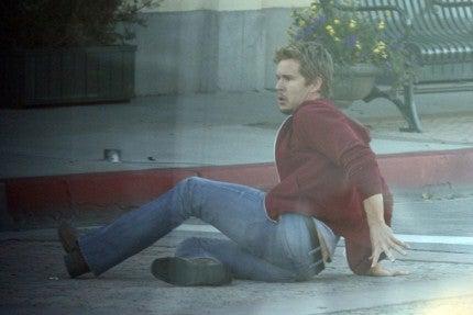 True Blood 4.10 set photos