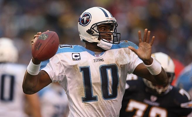 Vince Young In Dire Need Of Media Training