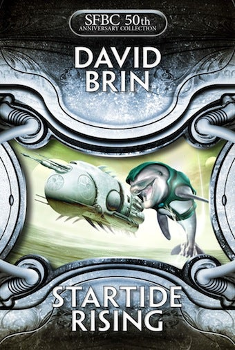 David Brin's Startide Rising takes off, but could use more gravity