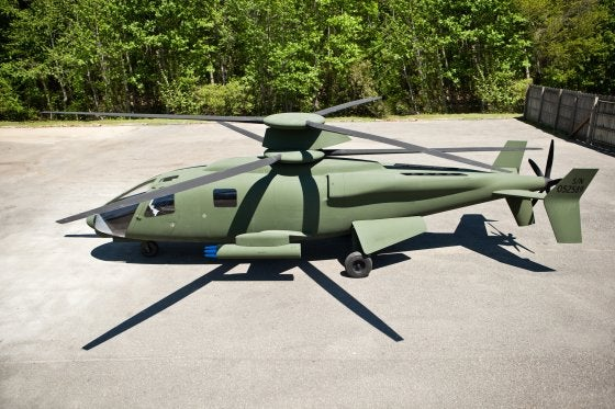 Sikorsky LTH Is the Sleekest Combat Helicopter Yet