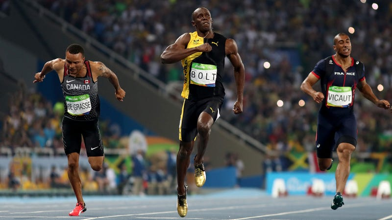 """JFK Terminal Evacuated Due To """"Gunshots"""" That Were Probably People Cheering For Usain Bolt"""