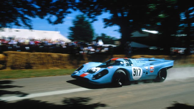 If You Forgot How To Start Your Porsche 917, Read This Refresher