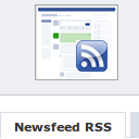 Newsfeed RSS Makes Facebook Streams More Manageable