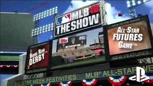 All-Star Week Expands in MLB 10 The Show
