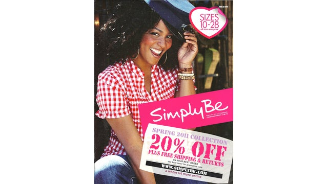 Simply Cute Plus-Size Clothes From Simply Be