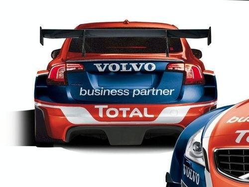 Volvo S60 Belgian Touring Car