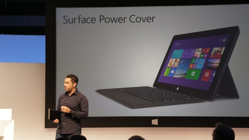 Microsoft's New Surface Tablets: The Upgrade Is on the Inside
