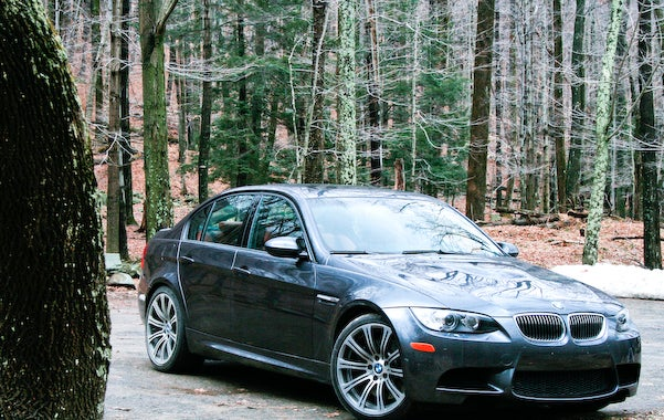 2008 BMW M3, Part One