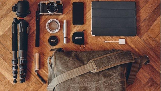 The Everyday Camera Bag