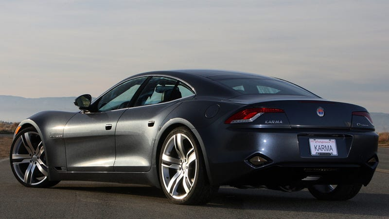 People Are Still Buying Fisker Karmas For Some Reason
