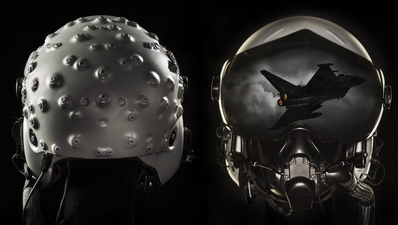This Helmet Gives Eurofighters X-Ray Vision