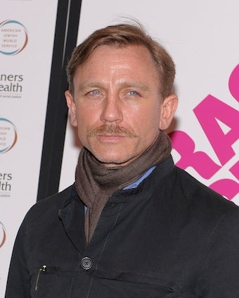 Daniel Craig To Star In Girl With The Dragon Tattoo