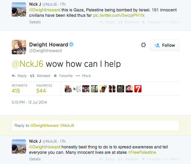 Dwight Howard Has Actual Opinion, Promptly Apologizes For It