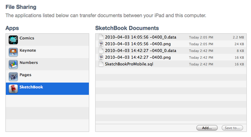 iPad Test Notes: How to Transfer iWork Documents to and From Your Computer