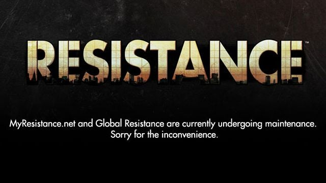 Resistance Site, Forums are Down; Hacking Alleged [Updated]