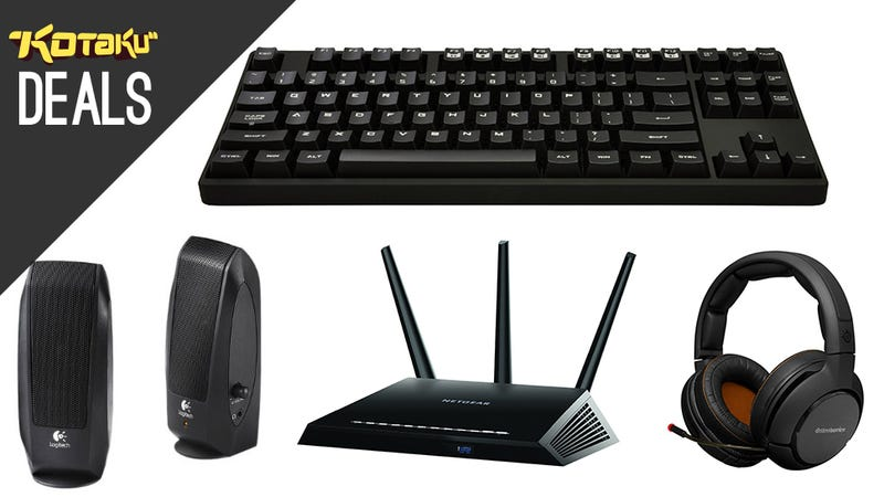 Deals On Some of the Best Peripherals Around, 12000mAh of Cheap Power