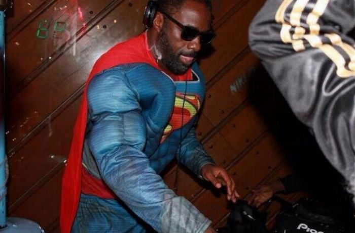 Idris Elba Would Like To Play Superman. Please Make This Happen Now.