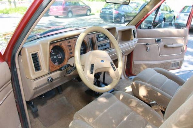 1985 Ford Bronco Interior 1985 Ford Bronco ii be