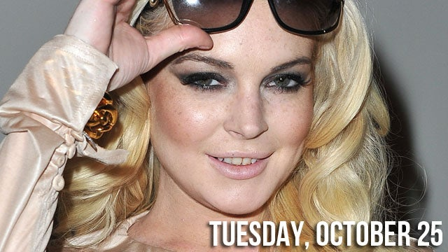 Lindsay Lohan Accepts About A Million Bucks To Pose For Playboy