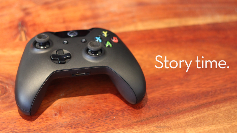 ​Share Your Xbox One Stories