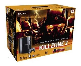 Killzone 2 Gets Bundled With PlayStation 3 For Europe