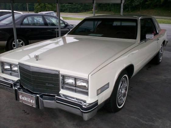 1984 Cadillac Eldorado Collector's Edition