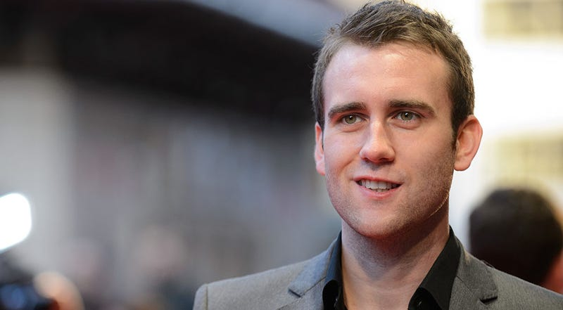 Here's Neville Longbottom Dancing Shirtless in New Role