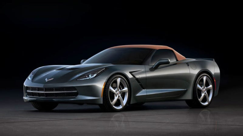 The 2014 Corvette Convertible: This Is It