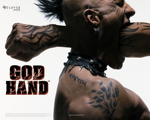 Resident Evil Creator Had Too Much Freedom For God Hand