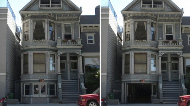 How to hide your Batmobile in a tasteful San Francisco home