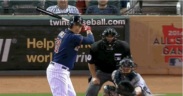 Twins Rip Tigers 20-6, Get A Couple Homers Off The Shortstop
