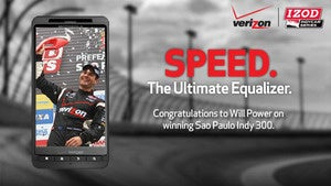 Nothing Beats Will Power: He Just Won the Sao Paulo Indy 300