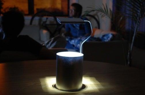 Nimbus Reading Lamp Invokes the Spirit of MacGyver