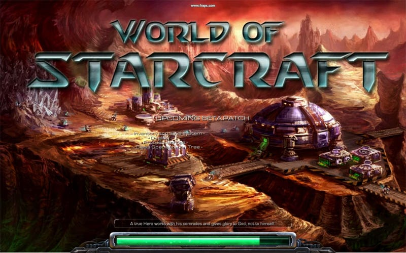 "Video's Takedown Jolts ""World of Starcraft"" Makers"