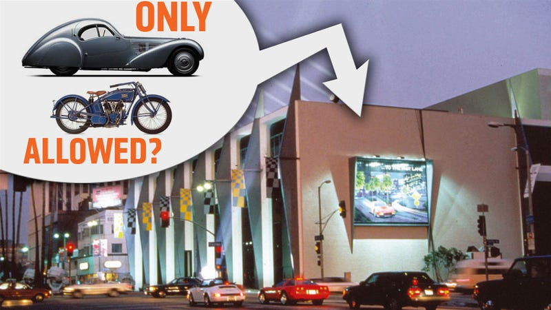 The Petersen Is Selling Hot Rods To Buy Motorcycles And French Cars