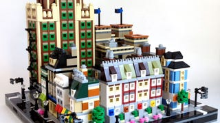 The Lego <em>Micropolis</em> standard and why you should build in it