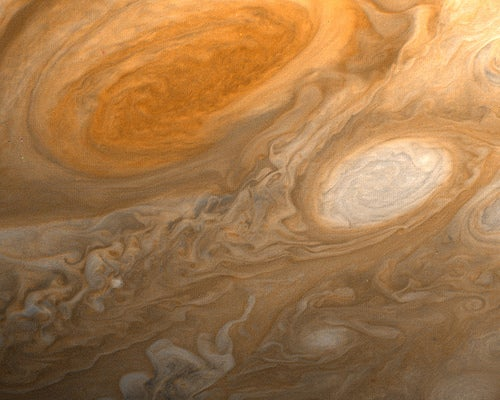Jupiter's Red Spot May Not Be A Storm After All