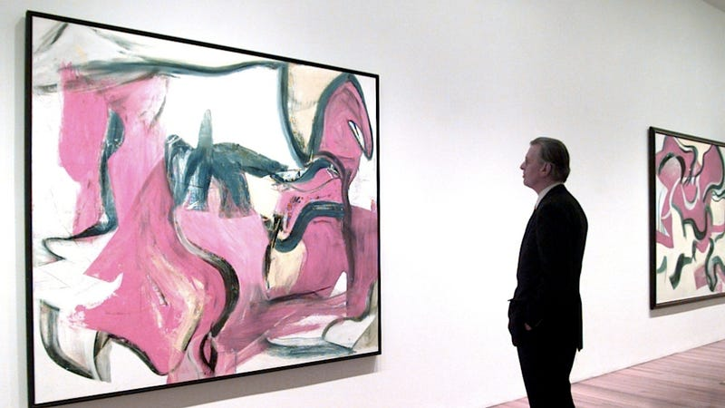 A Quick Horror Flick Viewing Makes Abstract Art Way More Awesome, Says Science