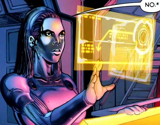 10 Awesome Female Engineers from Science Fiction
