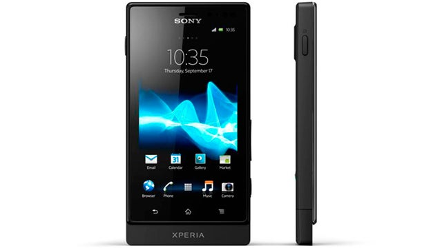 "New Sony Xperia Sola Offers ""Floating Touch"" For When Touching the Screen Is Too Much Effort"