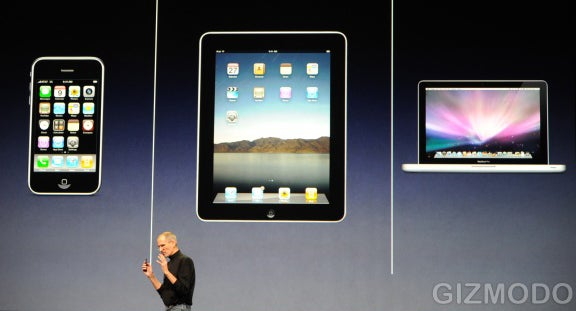 The iPad, Airport Security and You