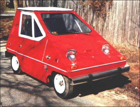 CitiCar, The Most Produced Electric Car In U.S. History