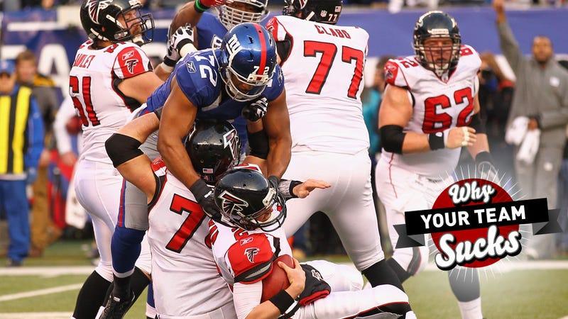 Why Your Team Sucks 2013: Atlanta Falcons