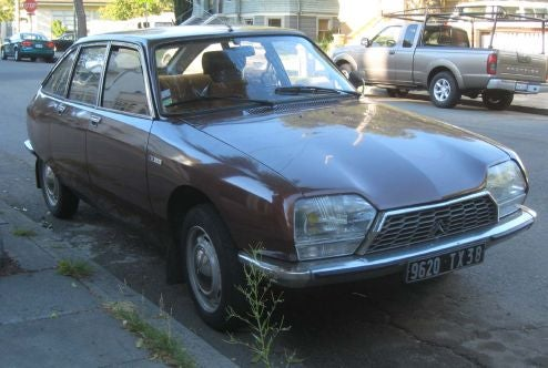 Citroen GS 1220 Club