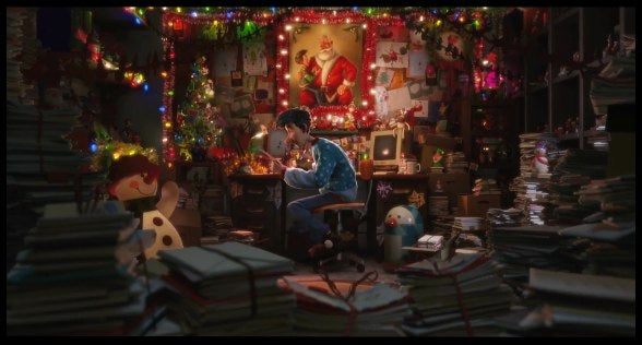 Arthur Christmas sullies the House of Claus, but will make you a believer