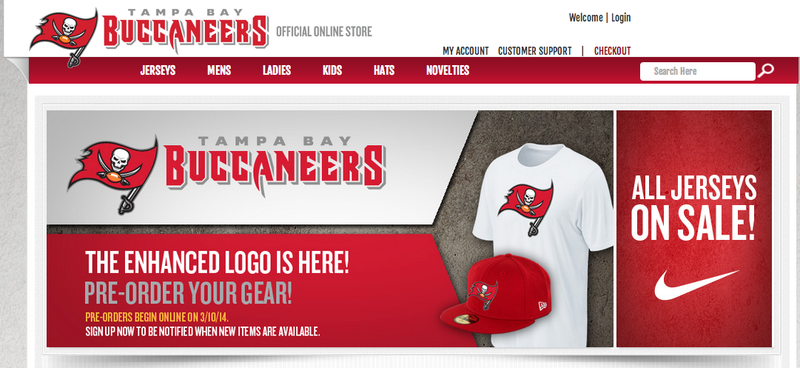 The New Tampa Bay Buccaneers Logo Is Basically An Angrier Skull
