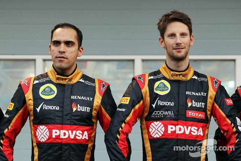 Breaking News: Lotus Annouces 2015 Driver Line-Up