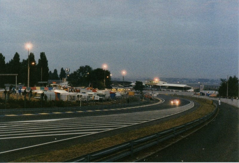 I Witnessed An Epic Battle At Le Mans In 1989