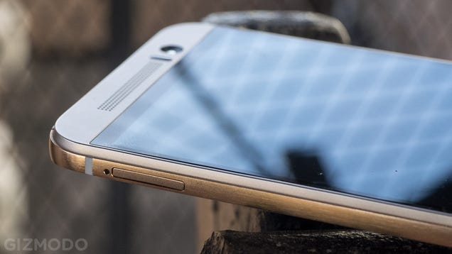 HTC One M9 Review: A Great Phone That Can't Keep Up